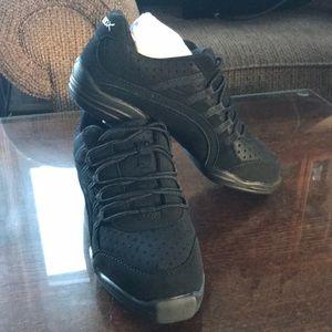 Capezio Zumba Sneakers Never Worn